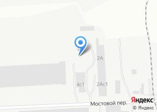 Компания «АвтоРеактор» на карте