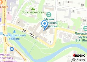 Компания «Материа» на карте