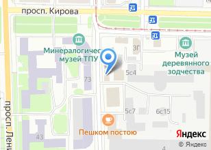 Компания «Сибинтерфарм» на карте