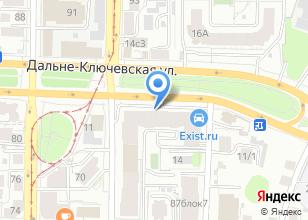 Компания «Полный Привод 4х4» на карте