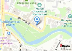 Компания «Ёжик Travel» на карте
