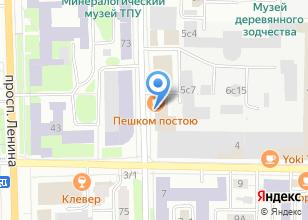 Компания «Лаваш и мясо» на карте