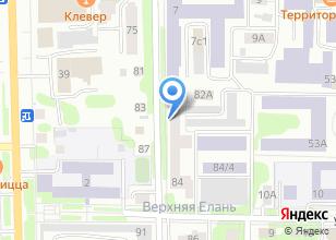 Компания «Аварком-Сибирь» на карте