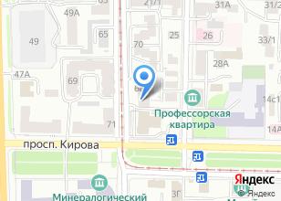Компания «Центр временного размещения вынужденных переселенцев МВД России, ФКУ» на карте