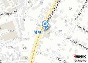 Компания «Жасмин-Т» на карте