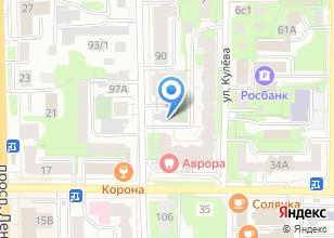 Компания «А-7» на карте