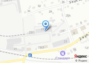 Компания «Автомаксимум» на карте
