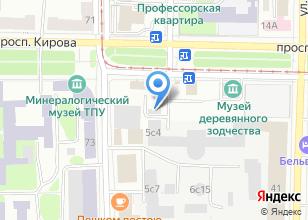 Компания «Euroкомплект» на карте