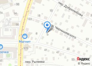 Компания «Экspaнсия» на карте