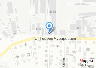 Компания «Теплосила» на карте