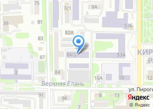 Компания «Учебный центр ТПУ & SoftLine» на карте