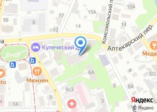 Компания «Газпром информ» на карте