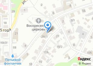 Компания «Элемер-Сибирь-Восток» на карте