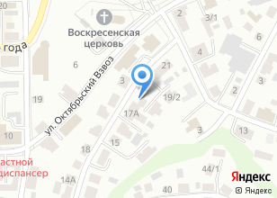 Компания «Зенит-мебель» на карте