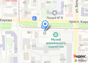 Компания «ТОйл» на карте