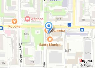 Компания «ЭЛТЭЛ Сибирь» на карте