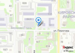 Компания «Х-мотор» на карте