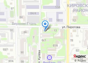 Компания «Союз садоводов России» на карте