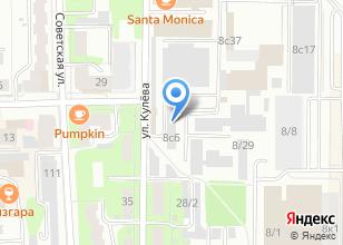 Компания «Спурт» на карте