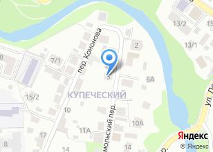 Компания «Жилремсервис» на карте