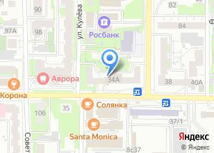 Компания «Longa Vita» на карте