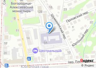 Компания «Эврика-развитие» на карте
