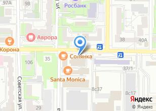 Компания «ЛС-групп» на карте