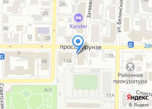 Компания «АтельеР» на карте