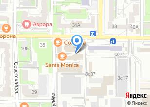 Компания «Млечный Путь» на карте