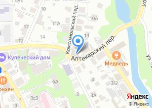 Компания «Томск-3» на карте