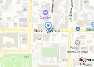 Компания «РусАлим» на карте