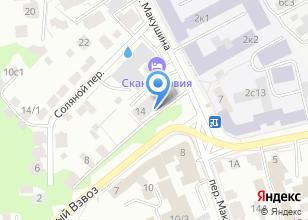 Компания «БЕСТ-СТОМ» на карте