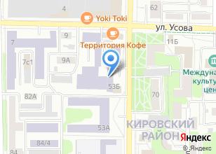 Компания «Симэкс-Т» на карте