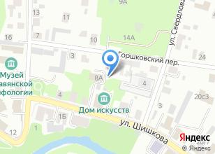 Компания «Шишков» на карте