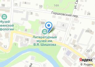Компания «Союз Томских мастеров декоративно-прикладного искусства» на карте
