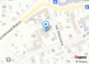 Компания «Альфа-Комфорт» на карте