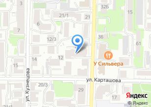 Компания «Мирта» на карте