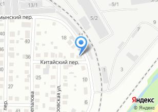 Компания «Артик» на карте
