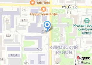 Компания «Кариес@НЕТ» на карте