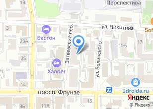 Компания «Pitti» на карте