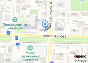 Компания «Центры здоровья» на карте