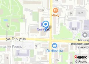 Компания «АСТА-Эксперт» на карте