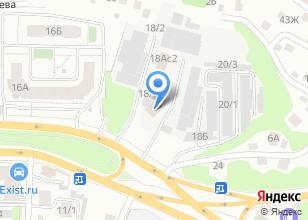 Компания «Центр авторазбора и продажи автозапчастей» на карте