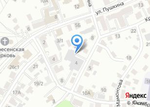 Компания «DenStyle» на карте