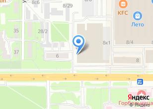 Компания «ТЦ Промсвязь» на карте