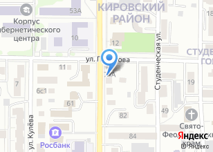 Компания «Шашлык house» на карте