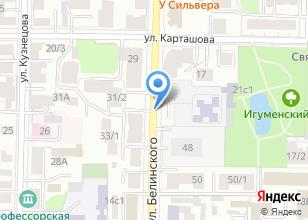 Компания «Модуль-Т мебель» на карте