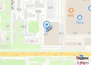 Компания «Тояма авто» на карте