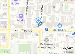 Компания «Тайс-студия» на карте