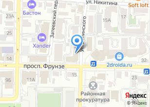 Компания «БТП» на карте